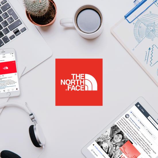 Cliente: The North Face México | Cielo Rojo